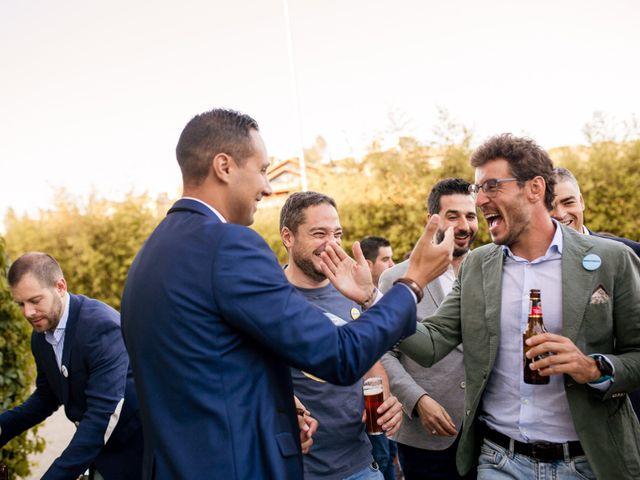 La boda de Carlos y Marta en Torrelodones, Madrid 24
