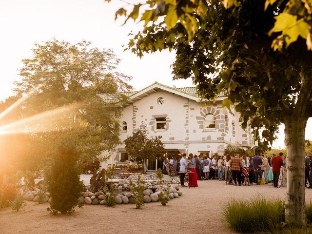 La boda de Carlos y Marta en Torrelodones, Madrid 26