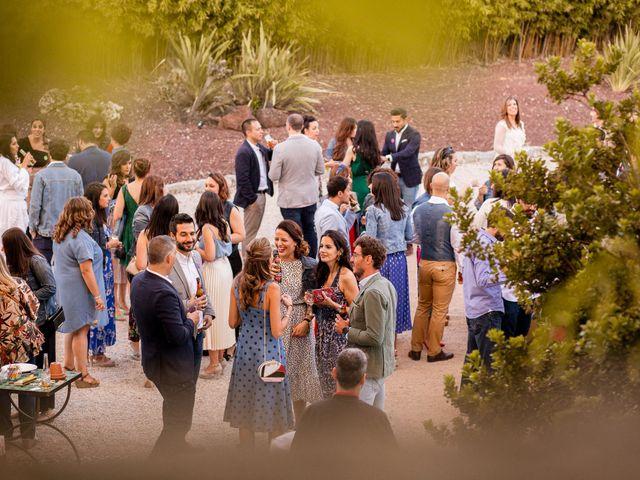 La boda de Carlos y Marta en Torrelodones, Madrid 34