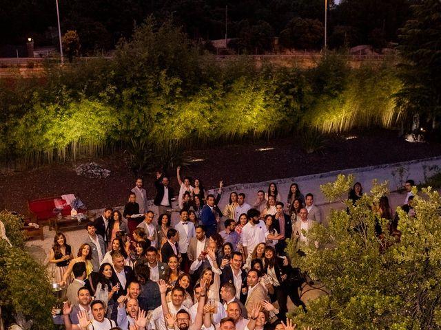 La boda de Carlos y Marta en Torrelodones, Madrid 39