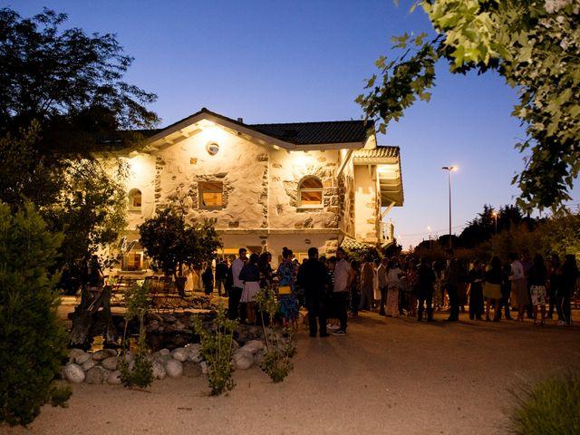 La boda de Carlos y Marta en Torrelodones, Madrid 40