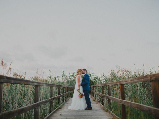 La boda de Angy y Manu