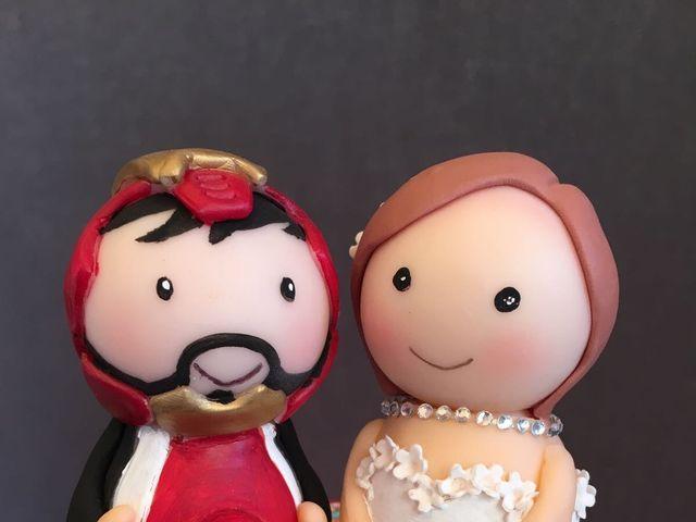 La boda de Christian y Marival en Alcalá De Henares, Madrid 2