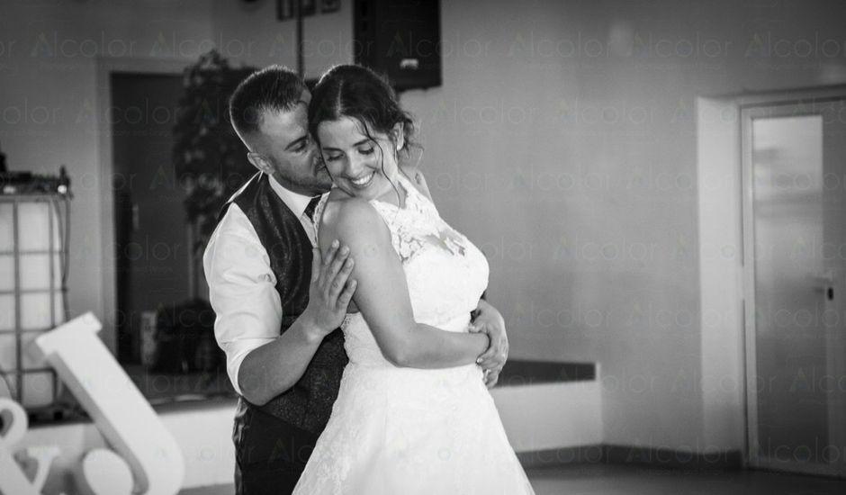 La boda de Mario y Jeny en Reus, Tarragona