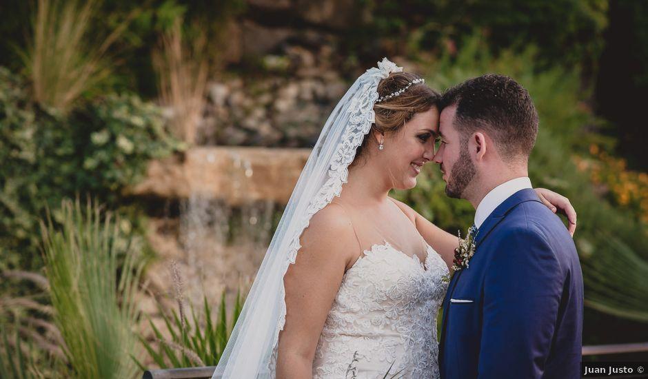 La boda de Alberto y Mirian en Casarabonela, Málaga
