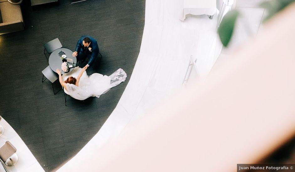 La boda de Jorge y Merche en Terrassa, Barcelona