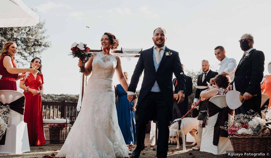 La boda de Javi y Eva en San Agustin De Guadalix, Madrid