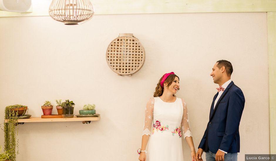 La boda de Carlos y Marta en Torrelodones, Madrid