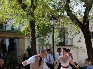 La boda de Diletta y Jaime 1