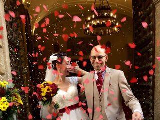 La boda de Diletta y Jaime