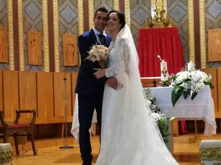 La boda de Bego y Miguel Ángel