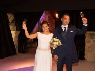La boda de Inés y Raul