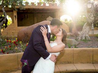 La boda de Alexandra y Joshua