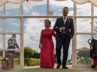 La boda de Cristina y Omar 2