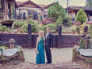La boda de Hiart y Aritz 1