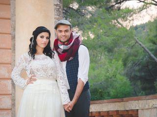 La boda de Amber y Sam 1