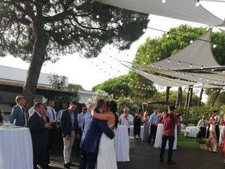 La boda de Lorena y José Javier