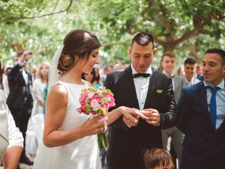 La boda de Gemma y Jonathan