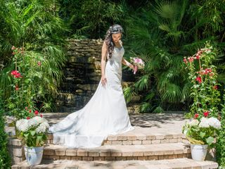La boda de Pamela y Antonio