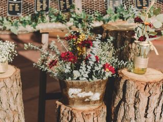 La boda de Nieves y Alex 1