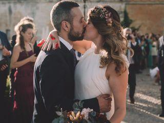 La boda de Nieves y Alex