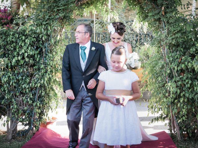 La boda de Martín y Rocío en Los Barrios, Cádiz 12