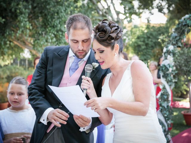 La boda de Martín y Rocío en Los Barrios, Cádiz 10