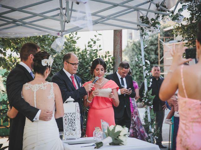 La boda de Martín y Rocío en Los Barrios, Cádiz 22