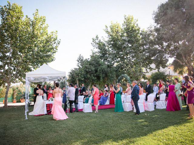 La boda de Martín y Rocío en Los Barrios, Cádiz 20
