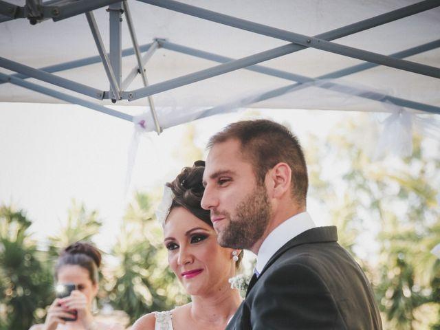 La boda de Martín y Rocío en Los Barrios, Cádiz 21