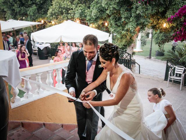 La boda de Martín y Rocío en Los Barrios, Cádiz 34
