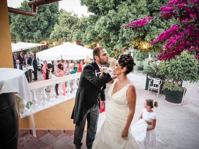 La boda de Martín y Rocío en Los Barrios, Cádiz 33