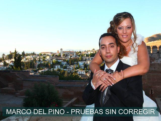 La boda de Mari Carmen y José Manuel en Granada, Granada 7