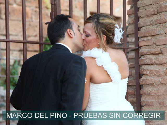 La boda de Mari Carmen y José Manuel en Granada, Granada 10