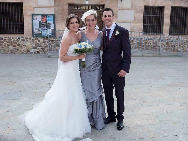 La boda de Joshua y Alexandra en El Casar, Guadalajara 3