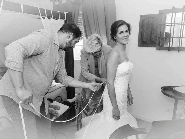 La boda de Joshua y Alexandra en El Casar, Guadalajara 4