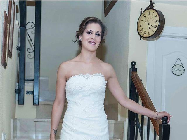 La boda de Joshua y Alexandra en El Casar, Guadalajara 5
