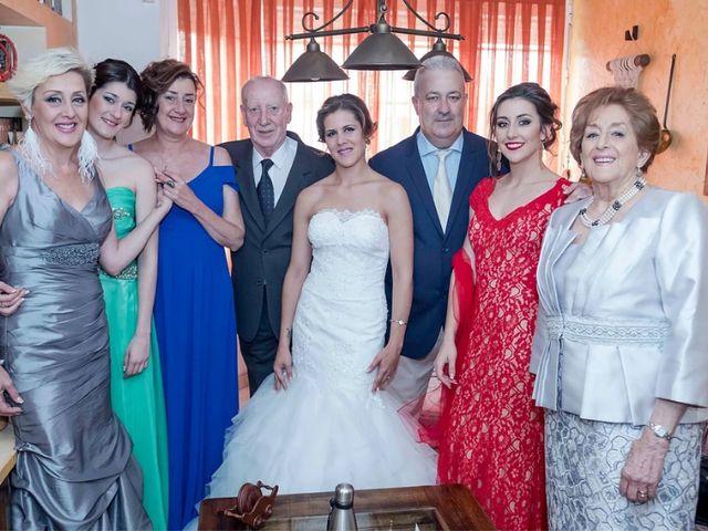 La boda de Joshua y Alexandra en El Casar, Guadalajara 7