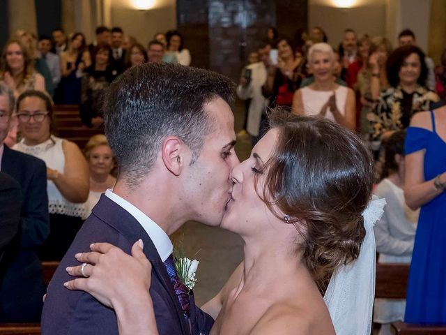 La boda de Joshua y Alexandra en El Casar, Guadalajara 14