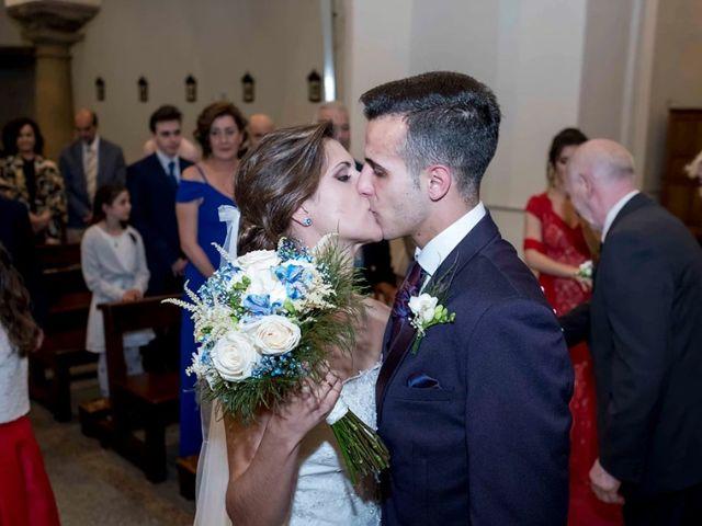 La boda de Joshua y Alexandra en El Casar, Guadalajara 15