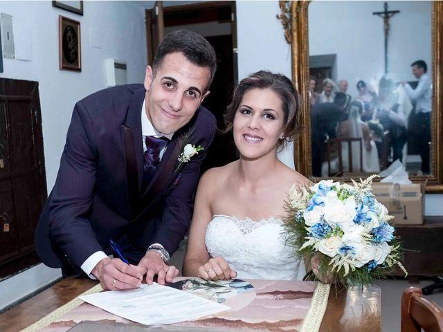 La boda de Joshua y Alexandra en El Casar, Guadalajara 17