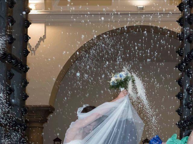 La boda de Joshua y Alexandra en El Casar, Guadalajara 18