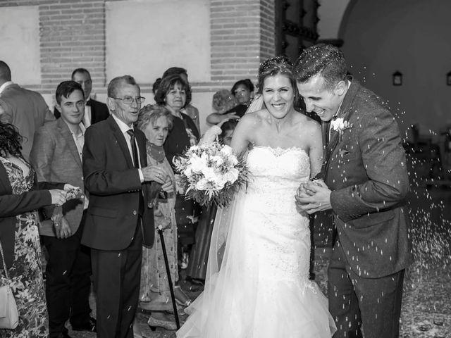 La boda de Joshua y Alexandra en El Casar, Guadalajara 20