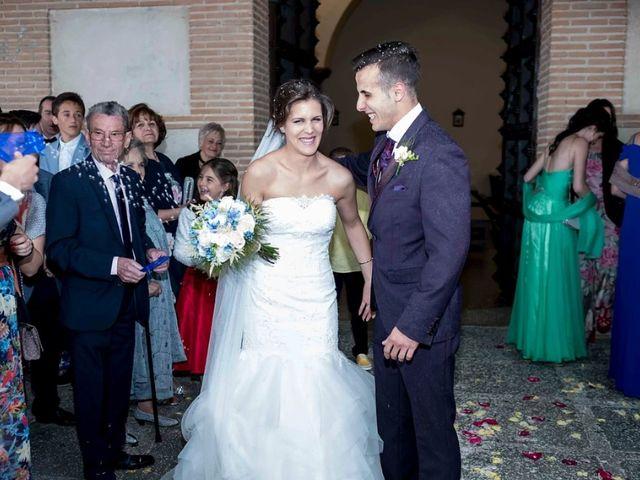 La boda de Joshua y Alexandra en El Casar, Guadalajara 21