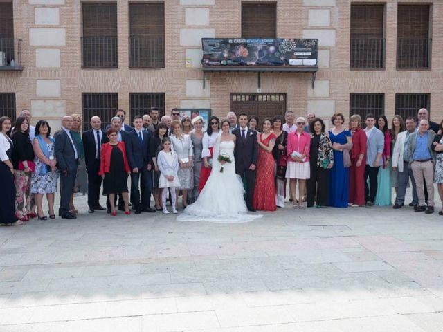 La boda de Joshua y Alexandra en El Casar, Guadalajara 22