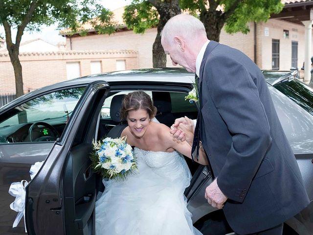 La boda de Joshua y Alexandra en El Casar, Guadalajara 25