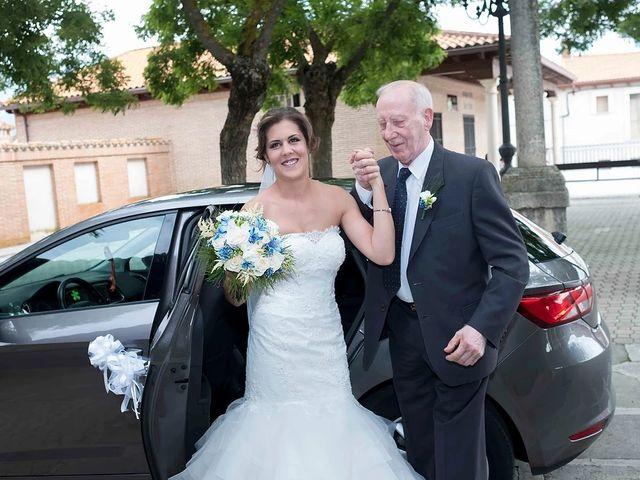 La boda de Joshua y Alexandra en El Casar, Guadalajara 26