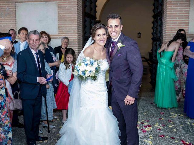 La boda de Joshua y Alexandra en El Casar, Guadalajara 27