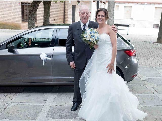 La boda de Joshua y Alexandra en El Casar, Guadalajara 29