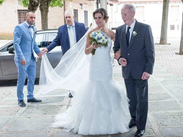 La boda de Joshua y Alexandra en El Casar, Guadalajara 31